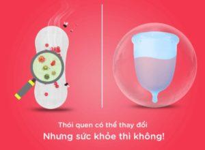 So sánh cốc nguyệt san và băng vệ sinh: Sự lựa chọn nào tốt nhất cho ngày đèn đỏ? 1