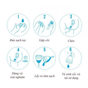 Tip nhỏ dành cho những bạn lần đầu sử dụng cốc nguyệt san mà bạn không nên bỏ qua 1